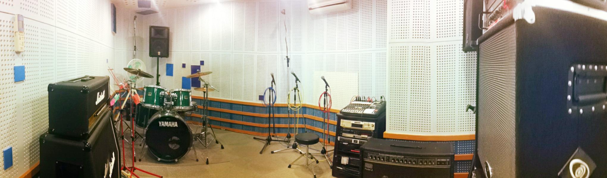 Bスタジオ/パノラマ画像